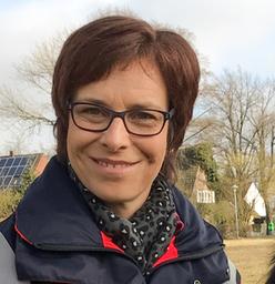 STAFFELLEITERIN I Regina Schroven