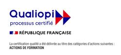 Ajisse est certifié Qualiopi depuis novembre 2019