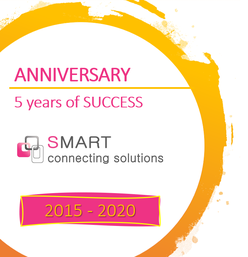 SMART cs celebrates ANNIVERSARY: 5 years of SUCCESS (2015-2020)