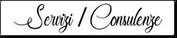 Icona Servizi / Consulenze