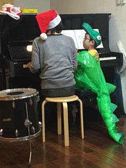 どれみ音楽教室 クリスマス ピアノ