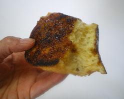 オサエちゃんでフレンチトースト