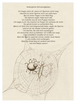 Die fiese Spinne