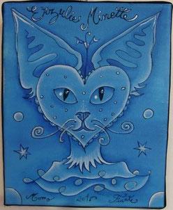 Peinture de Momo Fuente
