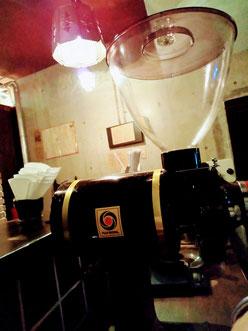 鎌倉 由比ヶ浜 SJOCOFFEE コーヒーミル