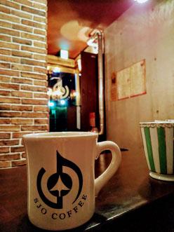 鎌倉 SJOCOFFEE オリジナルマグカップ