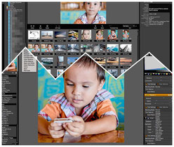Lightzone is a photo browser and a powerful photo editor