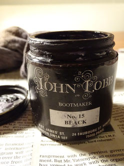 Shoe polish. Photo: Men's Individual Fashion