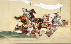 倉武士の戦い
