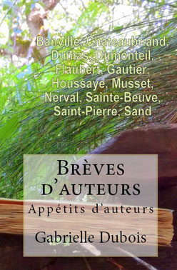 Banville, houssaye,  flaubert, gautier, musset, nerval, sainte beuve