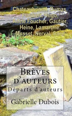 dumas, flaubert, foucher, gautier, heine, musset, lamartine, Léontine de Castelbajac