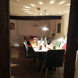 Seminarhaus Meine Auszeit in Mücke, Externe Meetingräume, Kräutervorträge,  Kochevents, Kreativkurse, Kochen mit Gruppen, Kochkurse in Merlau