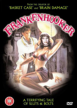 Frankenhooker de Frank Henenlotter - 1990 / Comédié - Gore - Horreur