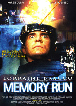 Memory Run de Allan A. Goldstein - 1995 / Science-Fiction