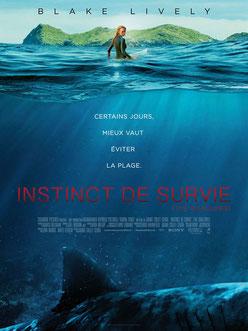 Instinct De Survie de Jaume Collet-Serra - 2016 / Survival - Animal Tueur
