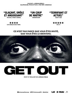 Get Out de Jordan Peele - 2017 / Horreur