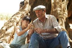 Alma und der Großvater