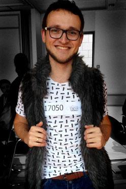 Marc Groneberg - Vorsingen beim NDR | Casting ESC 2017 | Foto © Marc Groneberg