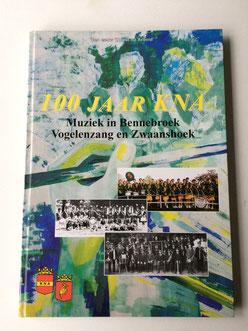 Jubileum boek Kunst na Arbeid Bennebroek