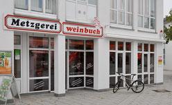 Bild: Metzgerei Weinbuch in Gögglingen - Original Öpfinger Schwarzwurst - Wurst online bestellen