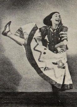 Ballettmeisterin Lisetta Peroll  (7)
