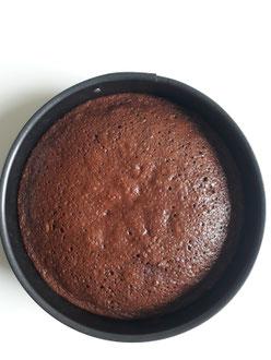 Schokoladenkuchen, ohne Mehl, glutenfrei
