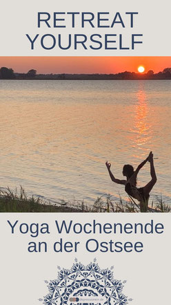 4 Tage Retreat Yourself Yoga Retreat Wochenende mit Meditation an der Ostsee