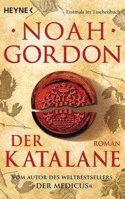 Der Katalane von Noah Gordon