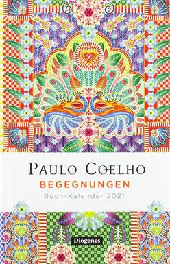 Begegnungen - Buch-Kalender 2021 von Paulo Coelho