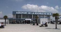 Aéroport : La Rochelle-Ile de Ré