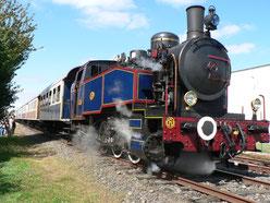 Train à vapeur de Vendée