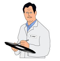 Dr. MINT / (clipart pixabay)