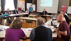 Seminar der ÖLI-UG AHS, BMHS und BS  Foto:spagra