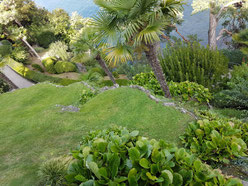 The lower garden, Villa del Balbianello