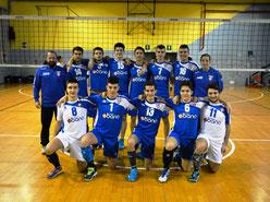 Pima divisione Ebano Volley Novara