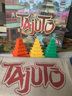 Tajuto - Brettspiel