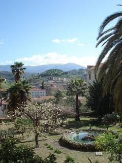 Ausblick in Cosenza, Kalabrien, Urlaub in Kalabrien