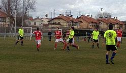 El Laudio B sucumbió en Betoño en el último suspiro. Foto: www.clubdeportivovitoria.es