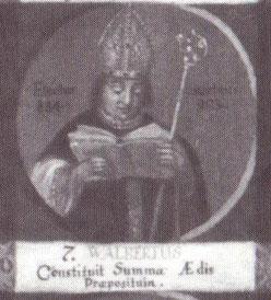 Waldbert von Hildesheim