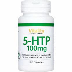 5-HTP 100mg von Vitality Nutritionals