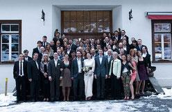 Hochzeit im Val Sinestra - Scuol