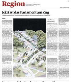 Solothurner Zeitung vom 11. September 2020