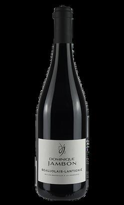 vin beaujolais villages rouge dominique jambon lantignié