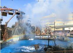 "actionreiche ""Waterworld""-Show"