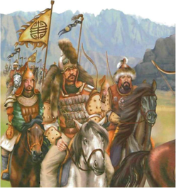 Татарский князь - Мурза