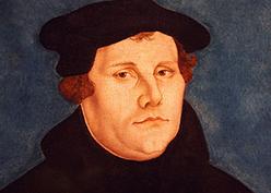 Lucas Cranach der Ältere Martin Luther Portrait