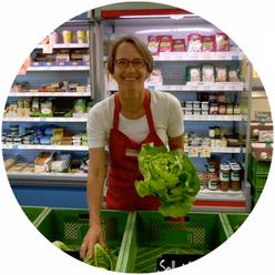 Laden im Thal: Claudia Förtsch