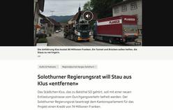 SRF-Regionaljournal vom 10. September 2020