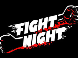 Unser Fight Night Logo.