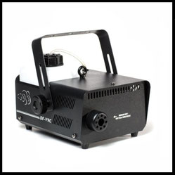 Nebelmaschine mieten verleih Alex Light and Sound Beamz FX1500
